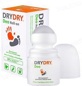 Дезодорант Dry Dry Deo для тела, 50 мл