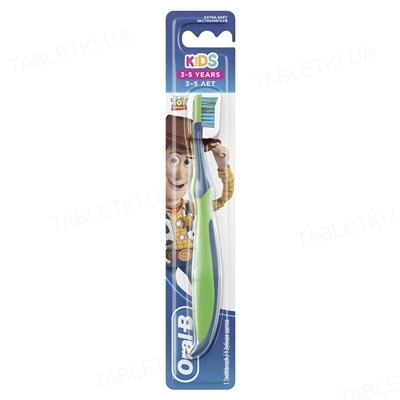 Зубная щетка Oral-B Kids, История Игрушек, 1 штука