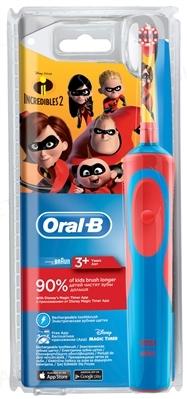 Электрическая зубная щетка Oral-B, с героями Incredibles