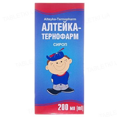 Алтейка-Тернофарм сироп по 200 мл во флак.