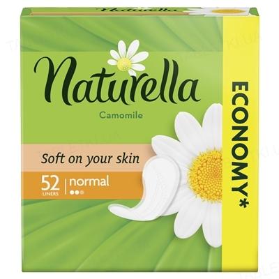 Прокладки ежедневные Naturella Camomile Normal, 52 штуки