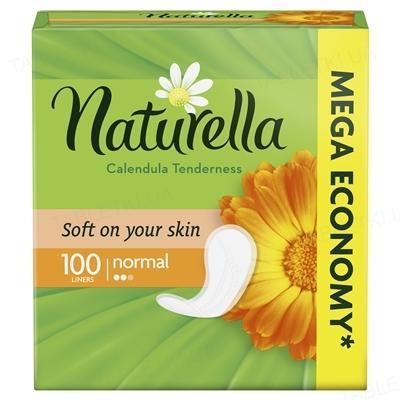 Прокладки ежедневные Naturella Мягкость календулы Normal, 100 штук