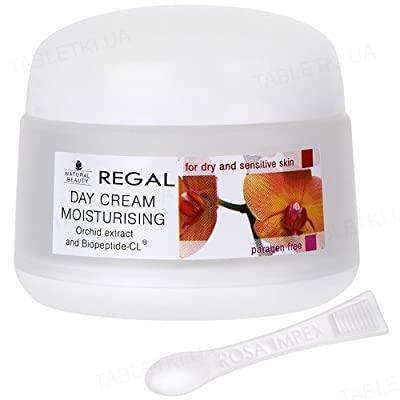 Крем дневной Regal Natural Beauty увлажняющий для сухой и чувствительной кожи, 50 мл
