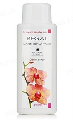 Тоник Regal Natural Beauty увлажняющий для сухой и чувствительной кожи, 200 мл