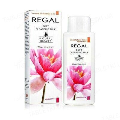Молочко Regal Natural Beauty нежное для снятия макияжа, 200 мл