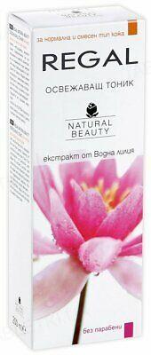 Тоник Regal Natural Beauty освежающий для нормальной и комби кожи, 200 мл