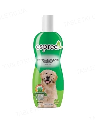 Шампунь для собак Espree Hypo-Allergenic Coconut Shampoo гипоаллергенный, 355 мл