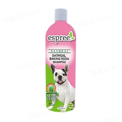 Шампунь для собак Espree Oatmeal Baking Soda Shampoo, 30 мл
