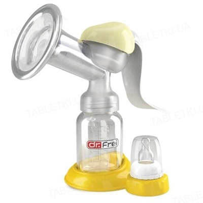 Молоковідсмоктувач  Dr. Frei GM 10 механічний