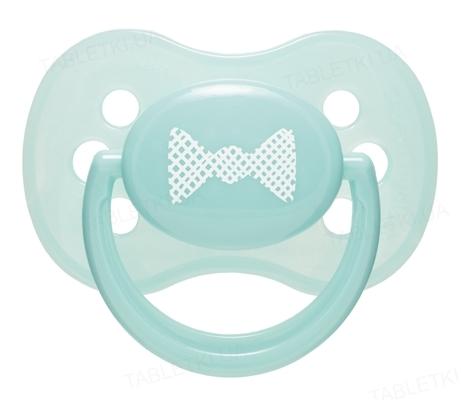 Пустышка силиконовая Canpol Babies Pastelove симметричная 22/418, 18 + месяцев, 1 штука