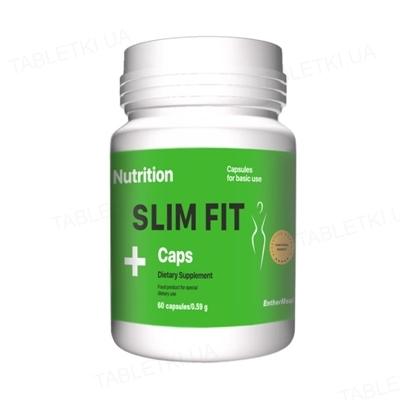 Капсулы для похудения EntherMeal Slim Fit+, 60 капсул