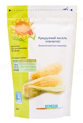 Кисель-каша Remedia Кукурузная, 200 г