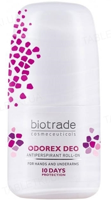 Антиперспирант Biotrade Odorex Deo шариковый, 10 дней защиты, 40 мл