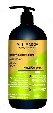Шампунь-наполнение Alliance Professional Hyaluron Expert, 1 л