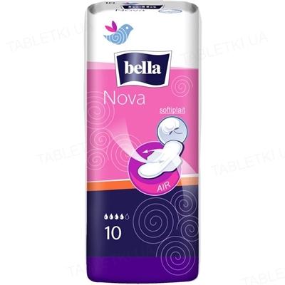 Прокладки гигиенические Bella Nova, 10 штук