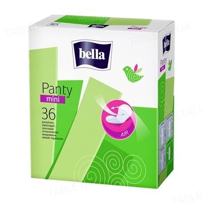 Прокладки гигиенические ежедневные Bella Panty Mini, 30 + 6 штук