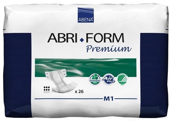 Подгузники для взрослых Abena Abri-Form Premium 43060 Medium - 1 (70-110 см), 26 штук