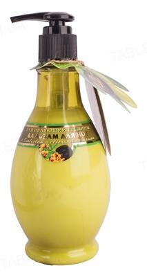 Бальзам для ног Viva Oliva Профилактика трещин ступней с оливковым и облепиховым маслом, 275 мл