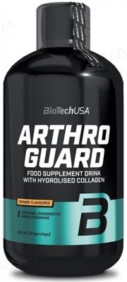 Хондропротектор Biotech Arthro Guard Liquid Апельсин, 500 мл