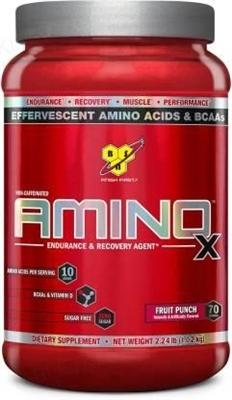 Аминокислота BSN Amino X Fruit Punch, 1.01 кг