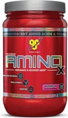 Аминокислота BSN Amino X Watermelon, 435 г