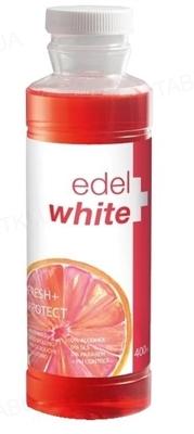 Ополаскиватель для полости рта Edel White со вкусом грейпфрута и лайма, 400 мл