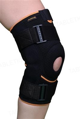 Бандаж на коленный сустав Armor ARK2104 с шарнирами, длинный, размер L