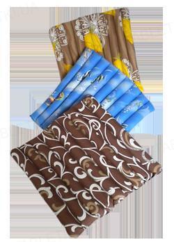 Сидение-подушка Лотос, из гречневой шелухи, 45 x 45 см, чехол сатин
