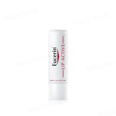 Бальзам для губ Eucerin 63170 pH5 Lip Active Balm c SPF 15, 4,8 г