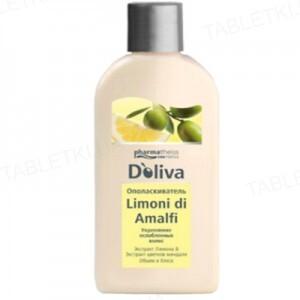 Ополаскиватель для волос Doliva Limoni di Amalfi для укрепления ослабленных, 200 мл