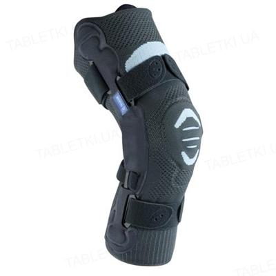Ортез на коленный сустав Thuasne Genu Ligaflex 2375 легаментарный с боковыми шарнирами, закрытый 40 см, размер 2
