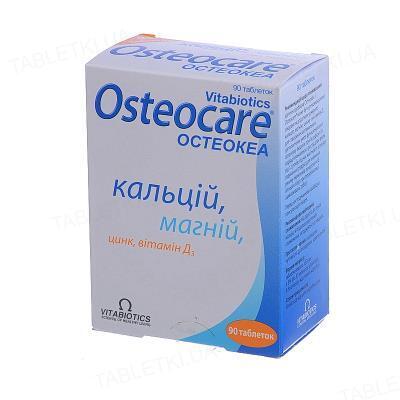 Остеокеа таблетки №90 (15х6)