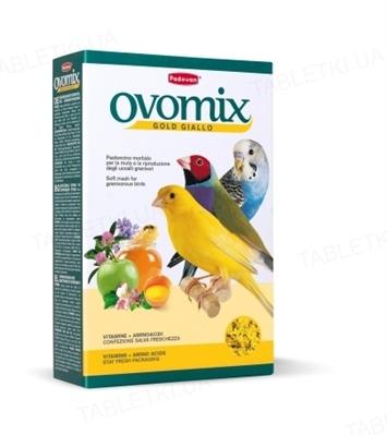 Корм для декоративных птиц Padovan Ovomix Gold Giallo (PP00194), 300 г