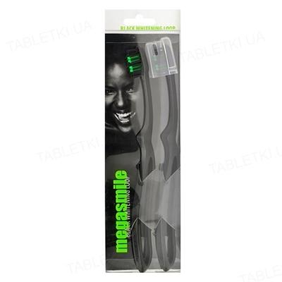 Зубная щетка Megasmile LOOP Black Whitening Toothbrush