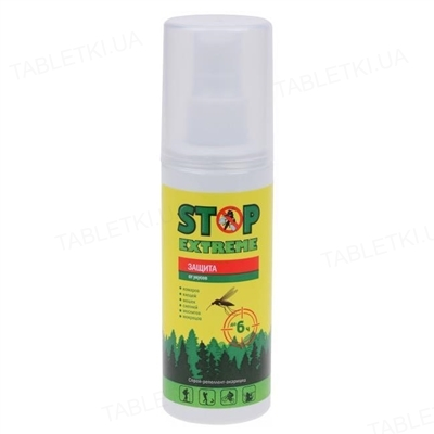 Лосьон от комаров Stop Extreme, 100 мл