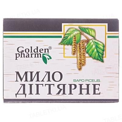 Мыло Golden Pharm Дегтярное, 70 г