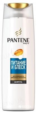 Шампунь Pantene Pro-V Питание и блеск, 400 мл