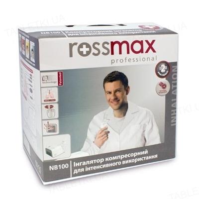 Ингалятор Rossmax NB100 компрессорный
