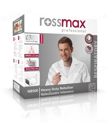 Ингалятор Rossmax NB500 компрессорный
