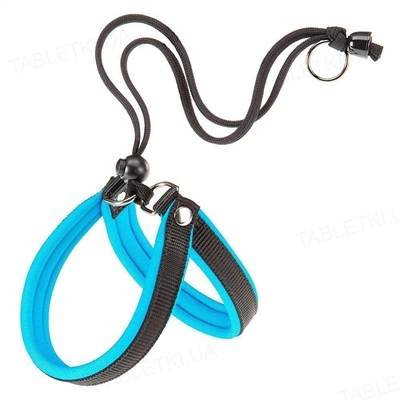 Шлея для собак Ferplast Agila Fluo 2 Blue, синяя