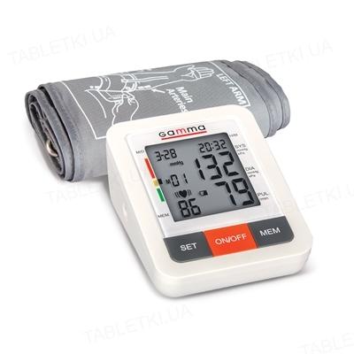 Тонометр Gamma Plus автоматический с сетевым адаптером