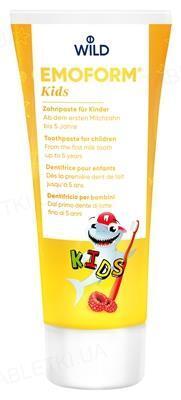 Зубная паста Dr. Wild Emoform Kids для детей, 75 мл