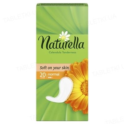 Прокладки ежедневные Naturella Calendula Normal, 20 штук