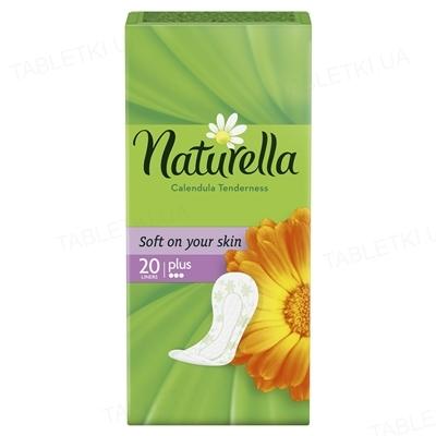 Прокладки ежедневные Naturella Calendula Plus, 20 штук