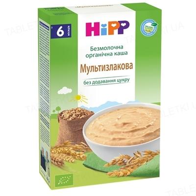 """Безмолочная органическая каша HiPP """"Мультизлаковая"""", 200 г"""