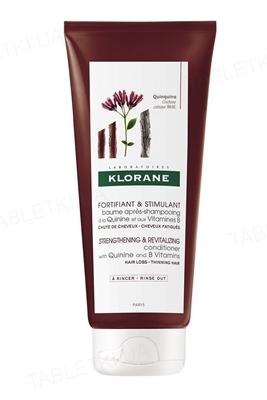 Бальзам-ополаскиватель Кlorane Хинин, для ослабленных волос, 200 мл