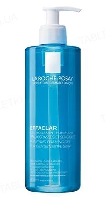 Гель-мусс La Roche-Posay Effaclar для очищения жирной и проблемной кожи, 400 мл