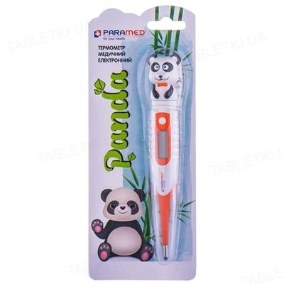 Термометр медицинский Paramed Panda цифровой с гибким наконечником
