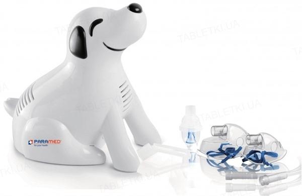 Ингалятор (небулайзер) Paramed Puppy компрессорный