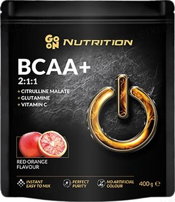 Аминокислота GO ON Nutrition BCAA Red Orange, 400 г